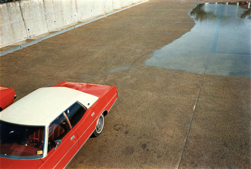 william-eggleston-red-car